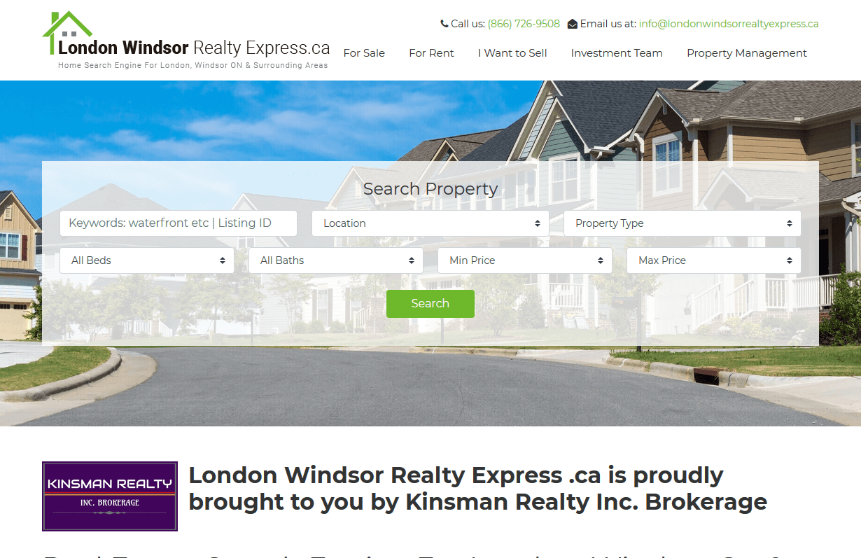 Windsor Realty Express