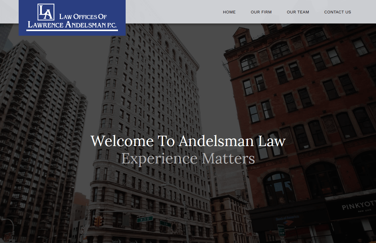 Law Offices of Lawrence Andelsman P.C.