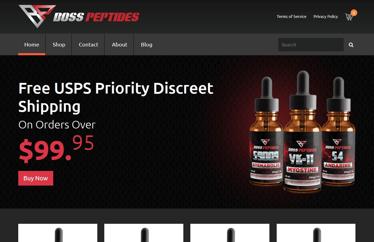 Boss Peptides