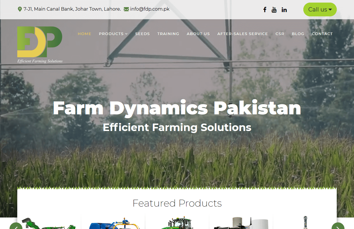 Farm Dynamics Pakistan