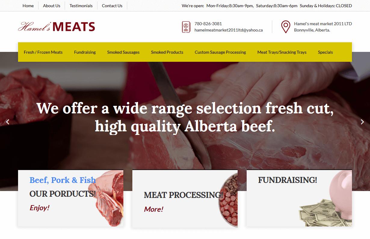 Hamels Meat Market