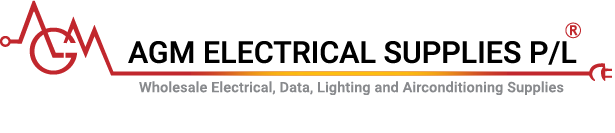 AGM Electrical Supplies Logo