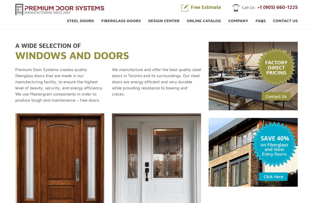Premium Door Systems