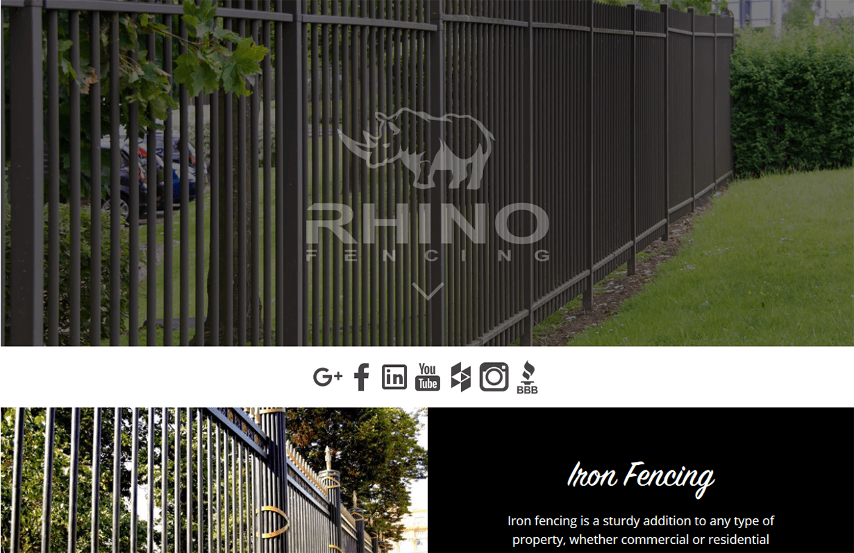 Rhino Fencing