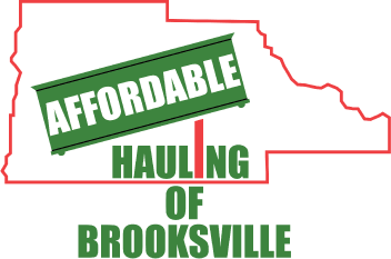 Affordable Hauling Logo