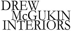 Drew McGukin Interiors Logo
