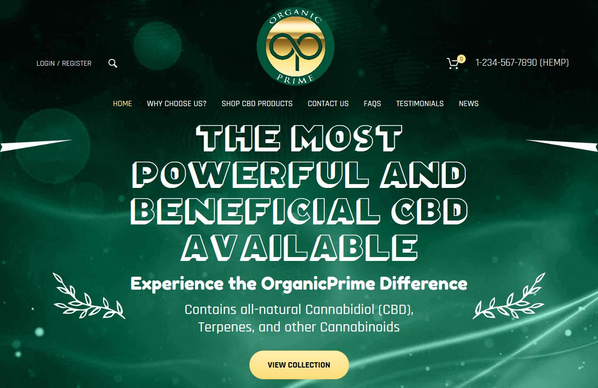 Organic Prime