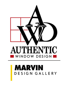 Authentic Window Logo