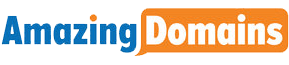 Amazing Domains Logo