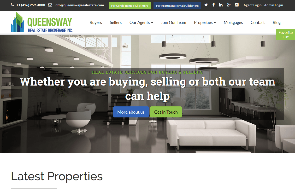 Queensway Real Estate