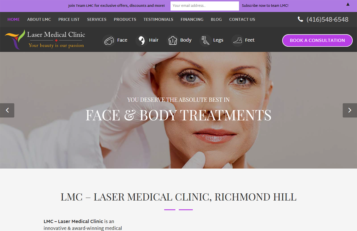 Laser Medical Clinic