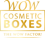 Wow Cosmetic Boxes Logo