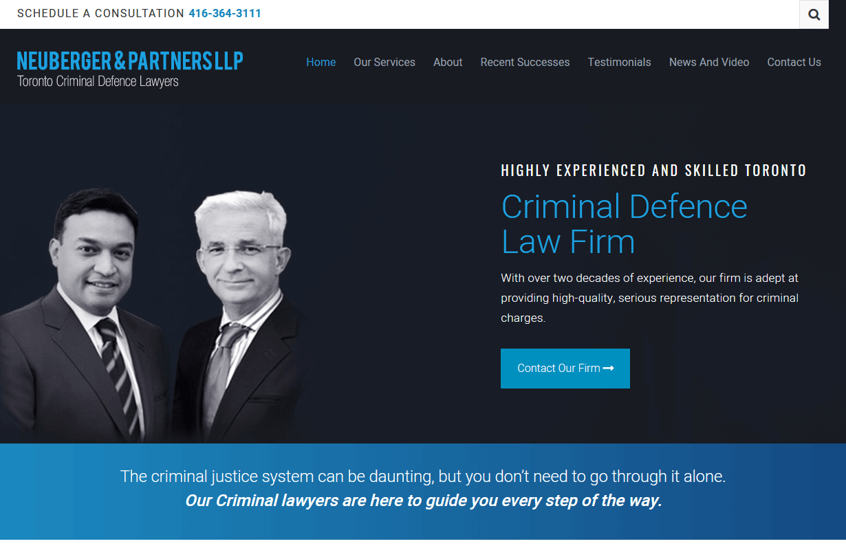 Neuberger & Partners LLP