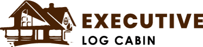 Executive Log Cabin Logo
