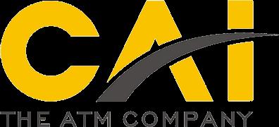 CAI The ATM Company Logo