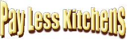 Pay Less Kitchens Logo