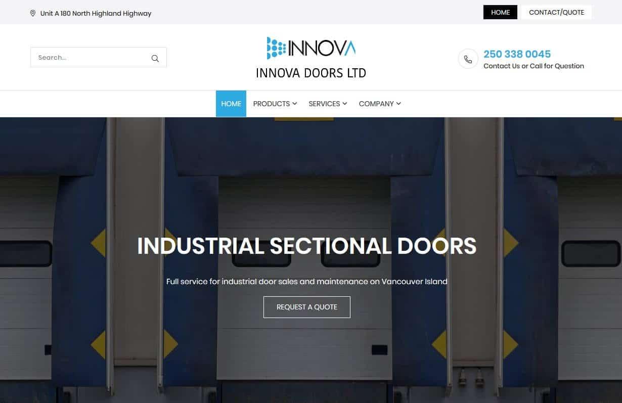Innova Doors LTD