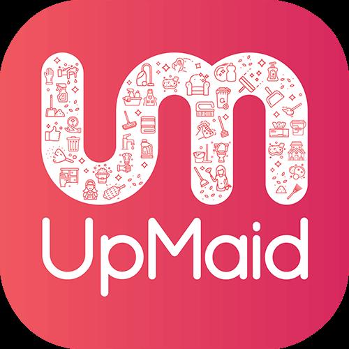 UpMaid Logo