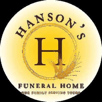 Hanson's Funeral Home Logo