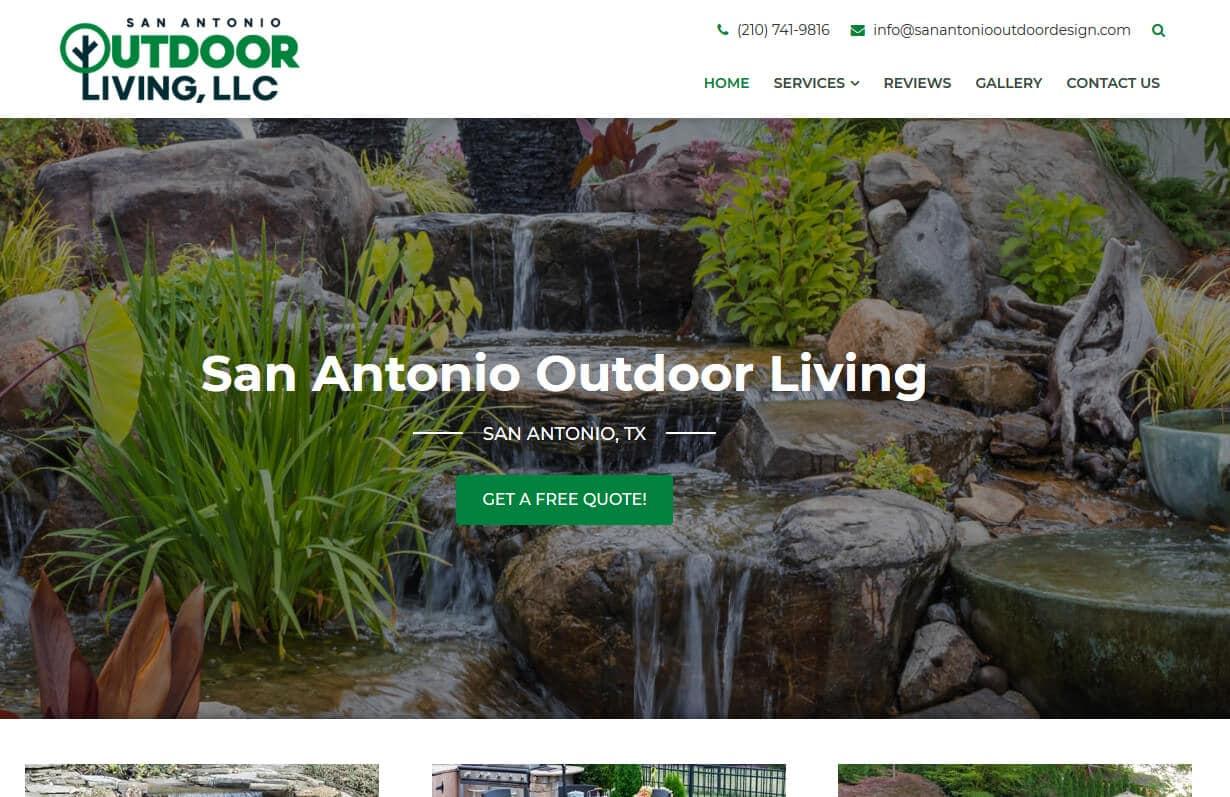 San Antonio Outdoor Living