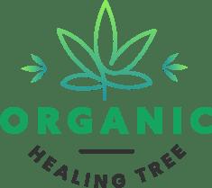 Organic Healing Tree Logo